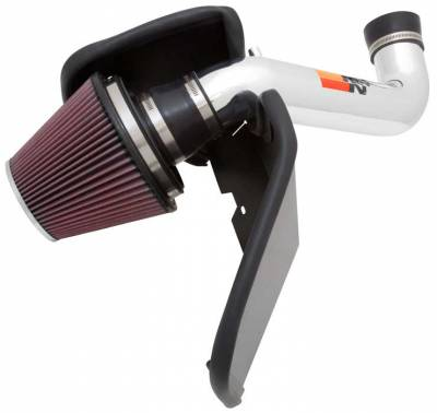 3.7L / 4.7L Engine Parts - 3.7L / 4.7L Air Intake - K&N Filters - K&N 77 Series Cold Air Intake: Dodge Dakota 4.7L V8 2005 - 2010
