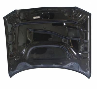 TruCarbon - TruCarbon A23 Carbon Fiber Hood: Dodge Charger 2011 - 2014 - Image 2