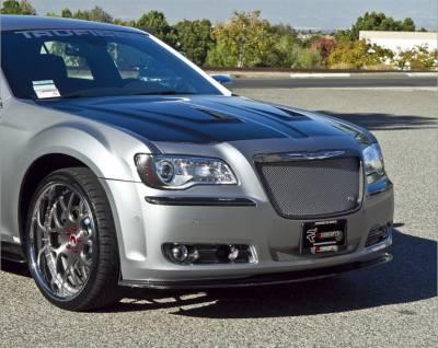 TruCarbon - TruCarbon LG131 Carbon Fiber Grille: Chrysler 300 2011 - 2014 - Image 2