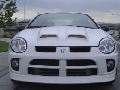 Dodge Neon SRT4 Exterior Parts - Dodge Neon SRT4 Hoods - TruFiber - TruFiber A6 Fiberglass Hood: Dodge Neon SRT4 2003 - 2005
