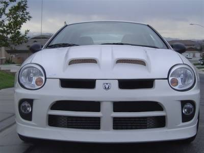 TruFiber - TruFiber A6 Hood: Dodge Neon SRT4 2003 - 2005