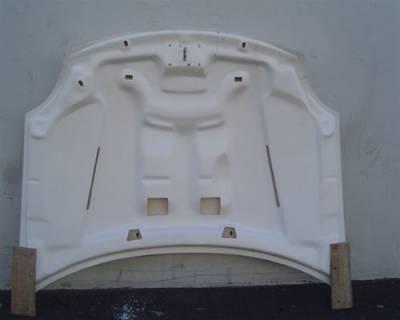 TruFiber - TruFiber A6 Fiberglass Hood: Dodge Neon SRT4 2003 - 2005 - Image 2