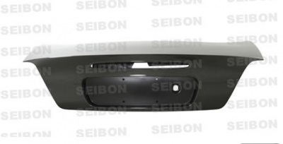 HEMI EXTERIOR PARTS - Hemi Trunk - Anderson Composites - Anderson Composites OEM Carbon Fiber Trunk: Dodge Viper SRT10 Roadster 2003 - 2009