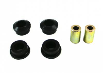 HEMI SUSPENSION PARTS - Hemi Suspension Bushings - Whiteline - Whiteline Rear Shock Absorber Bushings (Lower): 300C / Challenger / Charger / Magnum V8 2005 - 2010