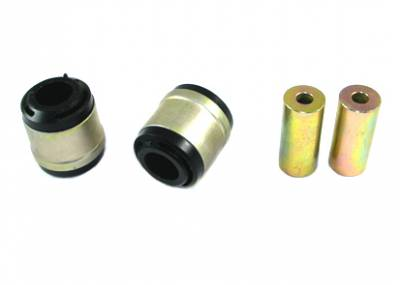 HEMI SUSPENSION PARTS - Hemi Suspension Bushings - Whiteline - Whiteline Front Control Arm Bushings (Lower Inner Front): 300C / Challenger / Charger / Magnum V8 2005 - 2010