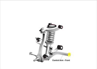 Whiteline - Whiteline Front Control Arm Bushings (Lower Inner Front): 300C / Challenger / Charger / Magnum V8 2005 - 2010 - Image 2