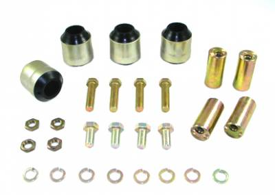 HEMI SUSPENSION PARTS - Hemi Suspension Bushings - Whiteline - Whiteline Front Control Arm Bushings (Upper Inner): 300C / Challenger / Charger / Magnum V8 2005 - 2010