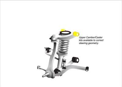 Whiteline - Whiteline Front Control Arm Bushings (Upper Inner): 300C / Challenger / Charger / Magnum V8 2005 - 2010 - Image 2