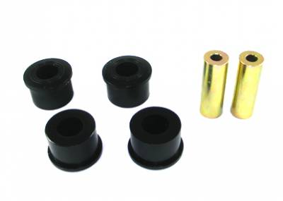 HEMI SUSPENSION PARTS - Hemi Suspension Bushings - Whiteline - Whiteline Rear Control Arm Bushings (Lower Inner): 300C / Challenger / Charger / Magnum V8 2005 - 2010
