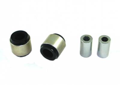 Dodge Magnum Suspension Parts - Dodge Magnum Suspension Bushings - Whiteline - Whiteline Rear Trailing Arm Bushings (Lower Front): 300C / Challenger / Charger / Magnum V8 2WD 2005 - 2010