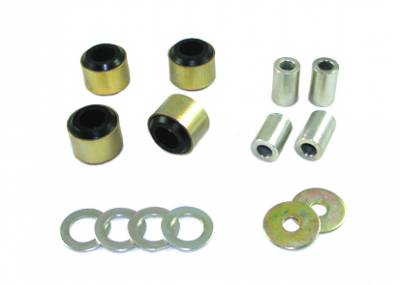 HEMI SUSPENSION PARTS - Hemi Suspension Bushings - Whiteline - Whiteline Rear Toe Link Bushings (Inner & Outer): 300C / Challenger / Charger / Magnum V8 2005 - 2010
