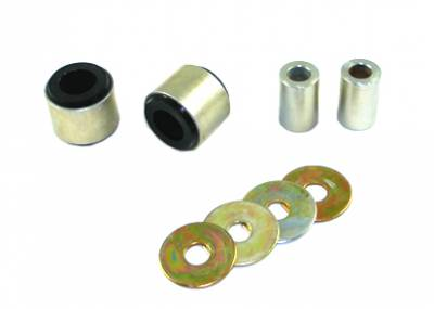 HEMI SUSPENSION PARTS - Hemi Suspension Bushings - Whiteline - Whiteline Rear Trailing Arm Bushings (Lower Rear): 300C / Challenger / Charger / Magnum V8 2WD 2005 - 2010