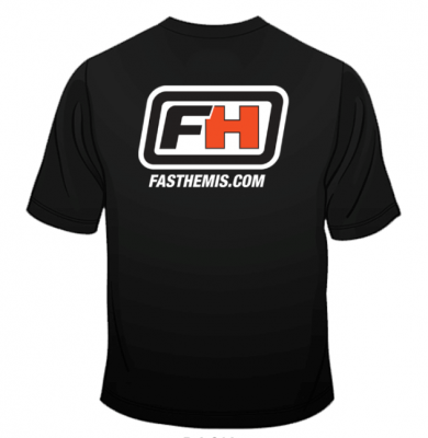 Shop by Parts - HEMI SWAG - FastHemis - FastHemis T-Shirt (Black - Short Sleeve)