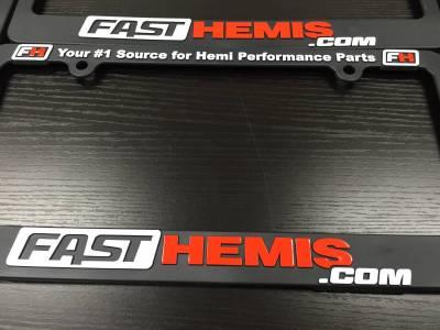 FastHemis - FastHemis License Plate Frame - Image 2