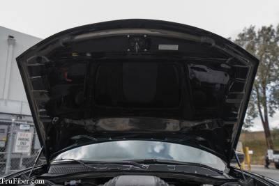 TruCarbon - TruCarbon A80 Carbon Fiber Hood: Dodge Charger 2015 - 2020 - Image 4