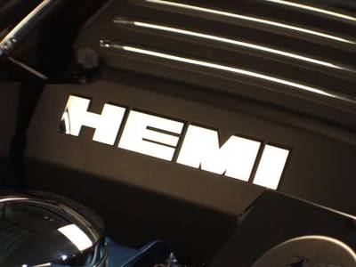 American Car Craft - American Car Craft Polished Hemi Letters (8pc): Chrysler 300C / Dodge Charger 2005 - 2016 - Image 3