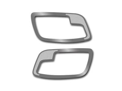 American Car Craft - American Car Craft Rear Door Handle Pull Set Polished / Brushed: Chrysler 300 2011 - 2014 - Image 5