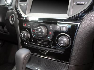 American Car Craft - American Car Craft Polished A/C Radio Control Trim Ring 2Pc:  Chrysler 300 2011-2013 - Image 5