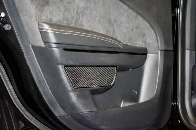 American Car Craft - American Car Craft Rear Carbon Fiber Door Badge 2pc: Dodge Charger 2011 - 2021 - Image 3