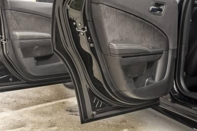 American Car Craft - American Car Craft Rear Carbon Fiber Door Badge 2pc: Dodge Charger 2011 - 2021 - Image 4