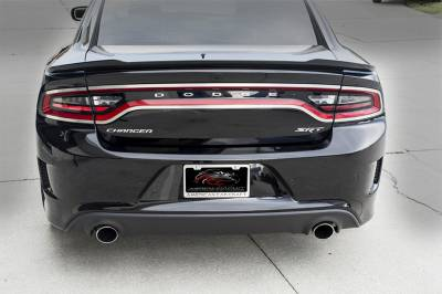 American Car Craft - American Car Craft Polished Taillight Trim 4pc: Dodge Charger 2015 - Image 7