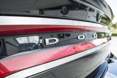 American Car Craft - American Car Craft Polished Taillight Trim 4pc: Dodge Charger 2015 - Image 3