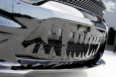 American Car Craft - American Car Craft Sabretooth Grille: Dodge Charger 6.2L SRT Hellcat 2015- 2019 - Image 2