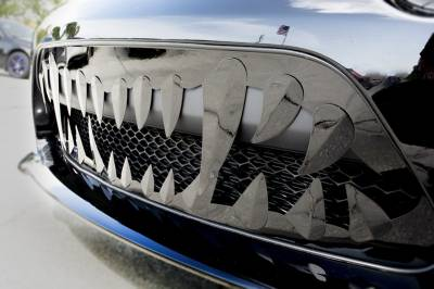 American Car Craft - American Car Craft Sabretooth Grille: Dodge Charger 6.2L SRT Hellcat 2015 - 2021 - Image 3