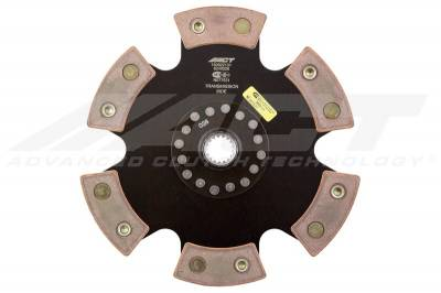 ACT - ACT 6-Puck Race Clutch Kit (Extreme Pressure Plate / Solid Hub): Dodge Neon SRT4 2003 - 2005 - Image 5