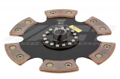 ACT - ACT 6-Puck Race Clutch Kit (Extreme Pressure Plate / Solid Hub): Dodge Neon SRT4 2003 - 2005 - Image 6