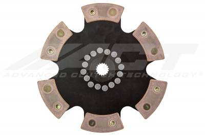 ACT - ACT 6-Puck Race Clutch Kit (Extreme Pressure Plate / Solid Hub): Dodge Neon SRT4 2003 - 2005 - Image 7