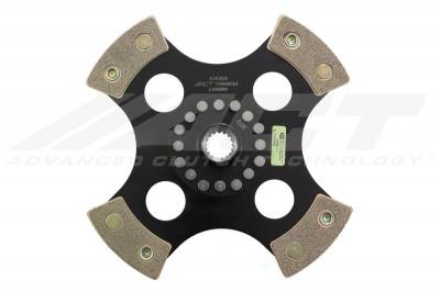 ACT - ACT 4-Puck Race Clutch Kit (Extreme Pressure Plate / Solid Hub): Dodge Neon SRT4 2003 - 2005 - Image 3