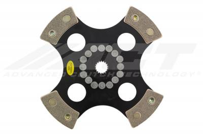 ACT - ACT 4-Puck Race Clutch Kit (Extreme Pressure Plate / Solid Hub): Dodge Neon SRT4 2003 - 2005 - Image 9