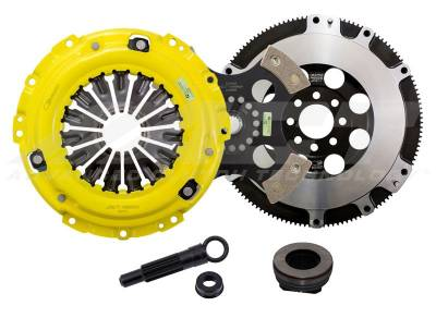 HEMI TRANSMISSION PARTS - Hemi Clutch Kits - ACT - ACT 4-Puck Race Clutch Kit (Extreme Pressure Plate / Solid Hub): Dodge Neon SRT4 2003 - 2005