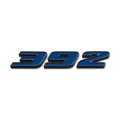 "American Brother Designs - American Brother Designs ""392""  Exterior Badge: Dodge Challenger 2015 - 2021 - Image 5"