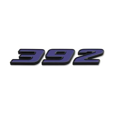 "American Brother Designs - American Brother Designs ""392""  Exterior Badge: Dodge Challenger 2015 - 2021 - Image 6"