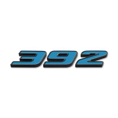 "American Brother Designs - American Brother Designs ""392""  Exterior Badge: Dodge Challenger 2015 - 2021 - Image 7"