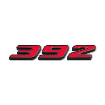 "American Brother Designs - American Brother Designs ""392""  Exterior Badge: Dodge Challenger 2015 - 2021 - Image 8"