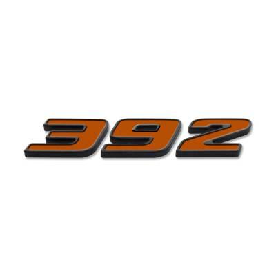 "American Brother Designs - American Brother Designs ""392""  Exterior Badge: Dodge Challenger 2015 - 2021 - Image 11"