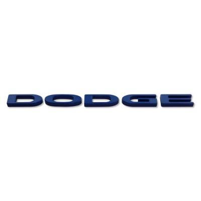 """American Brother Designs - American Brother Designs """"Dodge Logo""""  Exterior Trunk Badge: Dodge Challenger 2015 - 2020 - Image 5"""