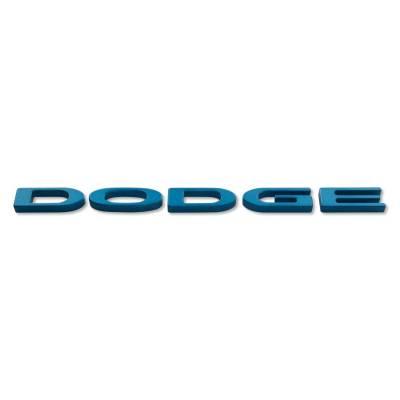 """American Brother Designs - American Brother Designs """"Dodge Logo""""  Exterior Trunk Badge: Dodge Challenger 2015 - 2020 - Image 8"""