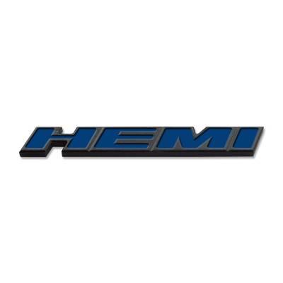 "American Brother Designs - American Brother Designs ""HEMI""  Exterior Badge: Dodge Challenger 2015 - 2020 - Image 5"