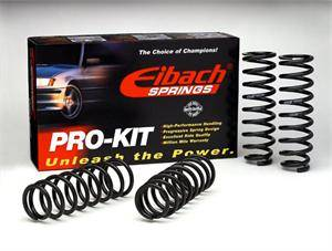 Dodge Challenger Suspension Parts - Dodge Challenger Lowering Springs - Eibach - Eibach Pro-Kit Lowering Springs: Dodge Challenger 2015 - 2020(SRT, Scat Pack & Hellcat ONLY)