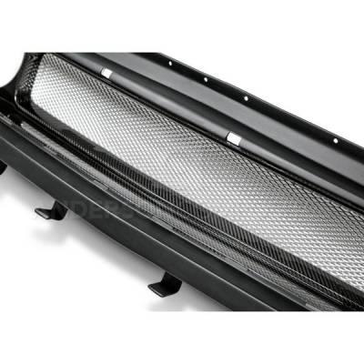Anderson Composites - Anderson Composites OEM Carbon Fiber Grille: Dodge Challenger 2008 - 2014 - Image 3