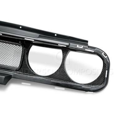 Anderson Composites - Anderson Composites OEM Carbon Fiber Grille: Dodge Challenger 2008 - 2014 - Image 4