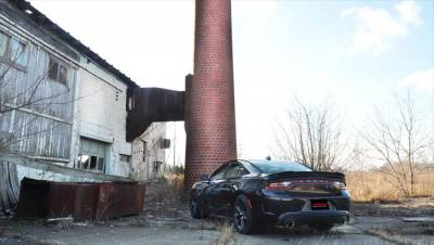 Corsa - Corsa Extreme Cat-Back Exhaust (Polished): Dodge Charger ScatPack, SRT & Hellcat 2015 - 2021 - Image 3