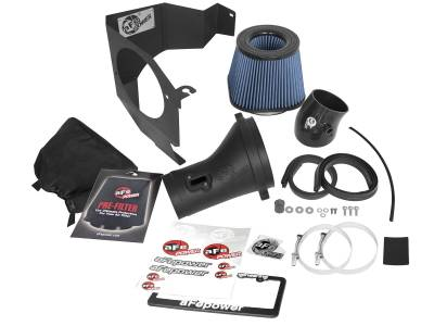 AFE Power - AFE Magnum Force Stage-2 Pro 5R Cold Air Intake: Dodge Challenger / Charger Hellcat 6.2L 2015 - 2020 - Image 6