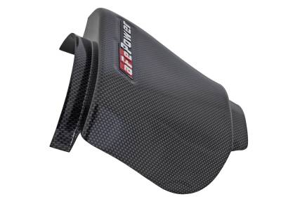 AFE Power - AFE Magnum Force Stage-2 Carbon Fiber Rain Shield: Dodge Challenger / Charger Hellcat 2015 - 2021 - Image 2