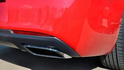 Corsa - Corsa Sport Cat-Back Exhaust: Chrysler 300C / Dodge Charger R/T 5.7L Hemi 2015 - 2021 - Image 3