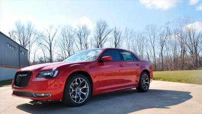 Corsa - Corsa Sport Cat-Back Exhaust: Chrysler 300C / Dodge Charger R/T 5.7L Hemi 2015 - 2020 - Image 2